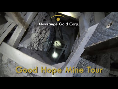Nevada Gold Discovery Good Hope Mine Tour (NRG)
