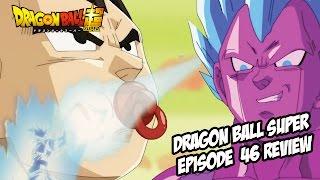 Dragon Ball Super Episode 46 Review! Goku vs Vegeta!