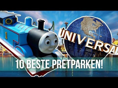 10 Beste Pretparken! | Wander List #25