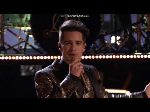 "Panic! At The Disco performing ""Say Amen"" on The Voice Semi-Final 2018"