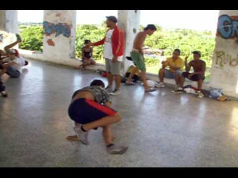Break Dance en Cuba