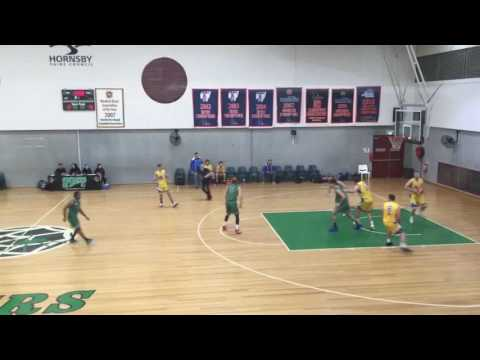 Port Macquarie Dolphins Vs Hornsby Spiders 2017