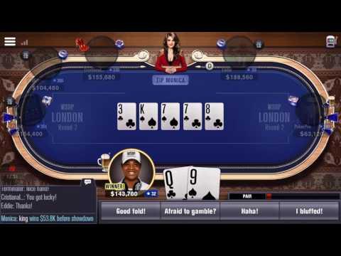 Wsop Poker Huge Win!