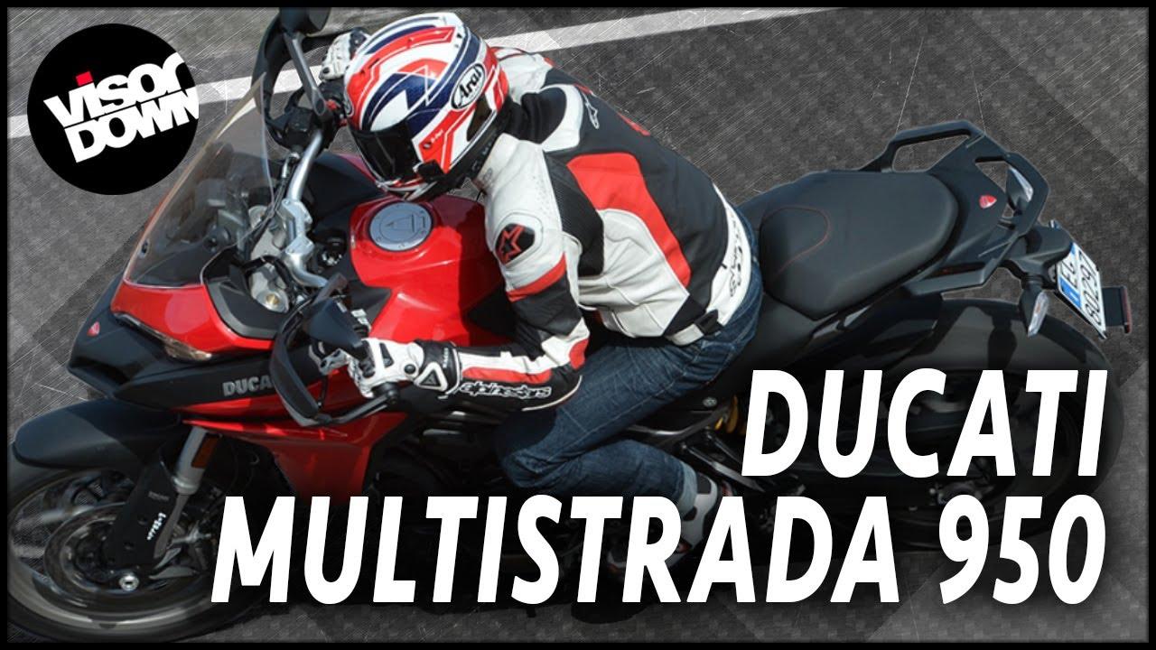 ducati multistrada 950 review road test | visordown motorcycle