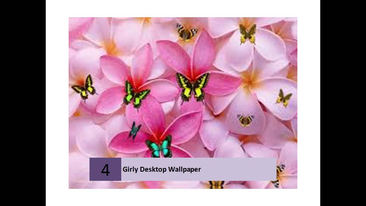 Girly desk hd desktop wallpapers youtube voltagebd Choice Image