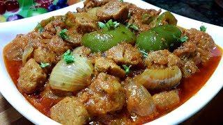 एक बार सोयाबिन की स्वादिष्ट सब्जी नये अंदाज में बनाकर देखिये मुहँ से इसका स्वाद नहीं जायेगा|Soyabean