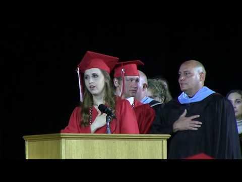 Salado High School Commencement 2018