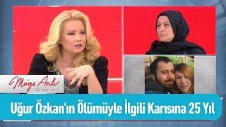 Uğur Özkan'ın ölümüyle ilgili karısına 25 yıl hapis - Müge Anlı ile Tatlı Sert 30 Eylül 2019