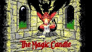 The Magical Candle gameplay (PC Game, 1989)