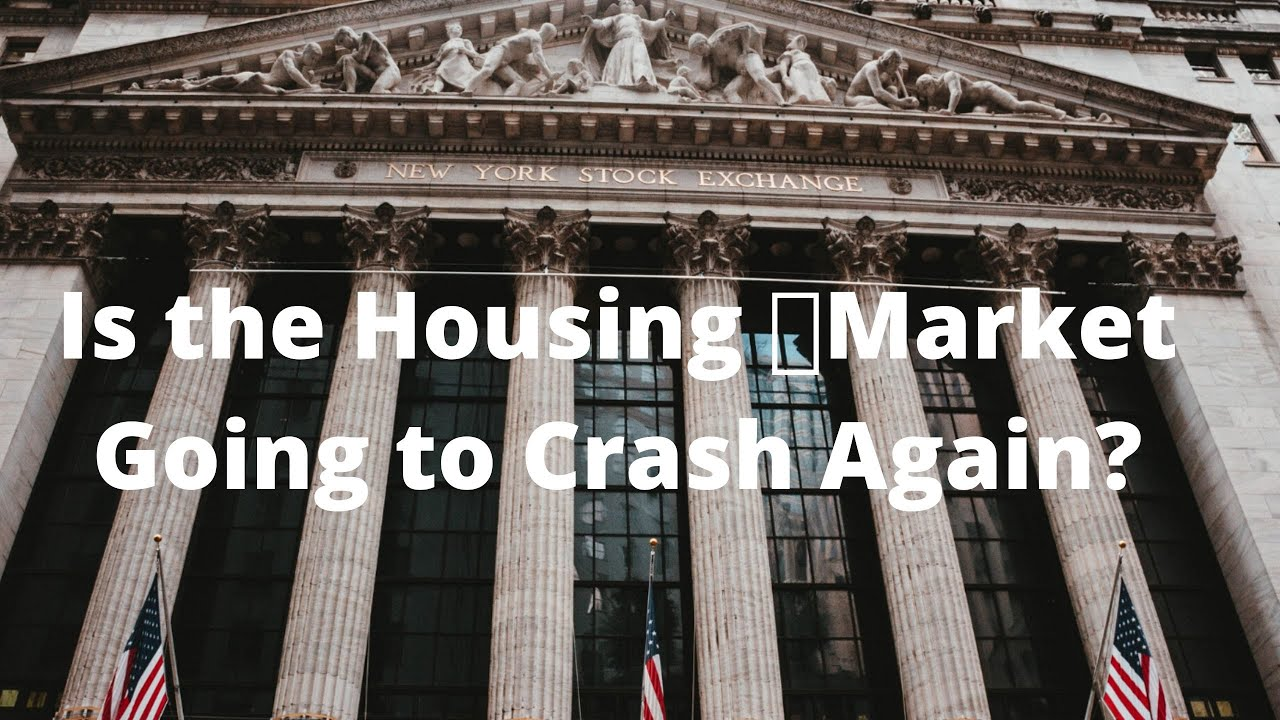 Is the Housing 🏡Market Going to Crash Again? 📈