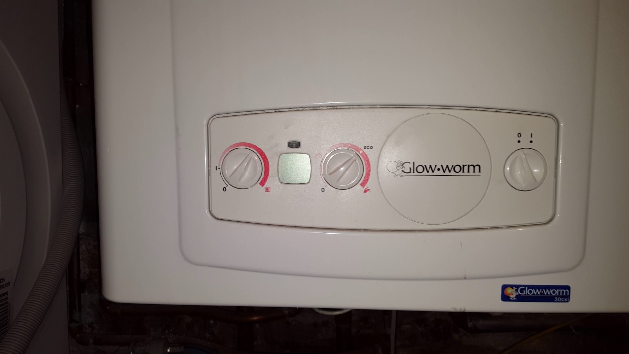 No Display Gloworm 30cxi