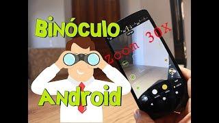 Como Transformar seu Celular Android em um BINÓCULO