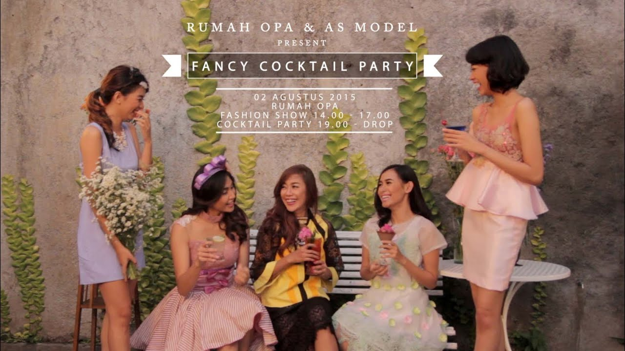 Fancy Cocktail Party