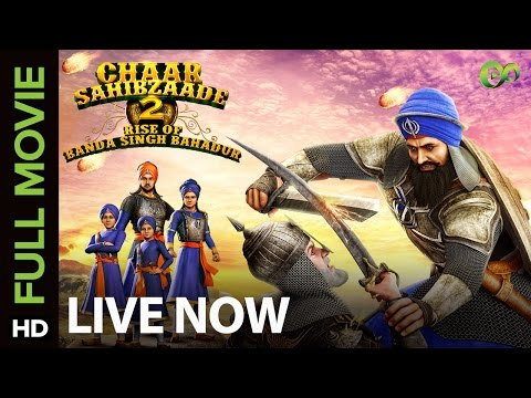 🎬Chaar Sahibzaade: Rise Of Banda Singh...