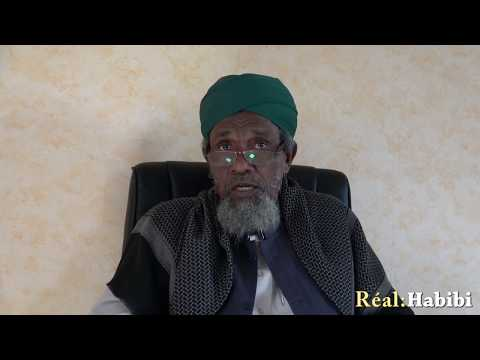 Foundi Ousséni Abdallah parle de l'islam:la prière... filmé par Habibi à Laval 2018