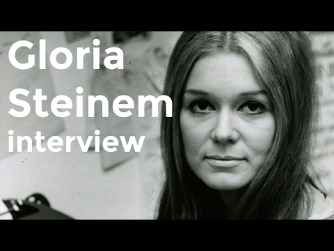Gloria Steinem interview (1992)