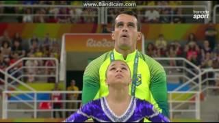 Flavia Saraiva BRA Qual UB Olympics Rio 2016
