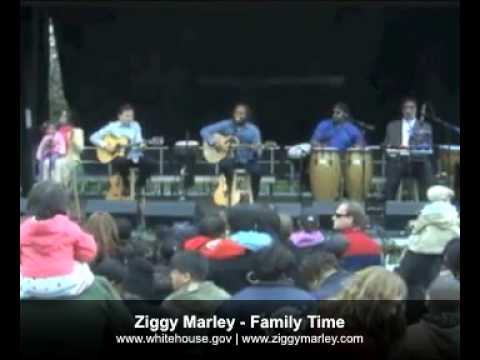 Ziggy Marley | Family Time | White House Easter Egg Roll