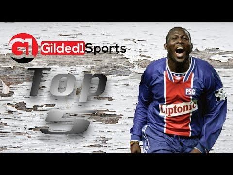 Top 5 African Footballers of All Time