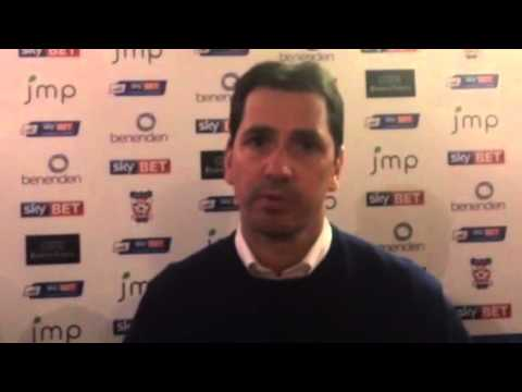 McNamara interview post Portsmouth