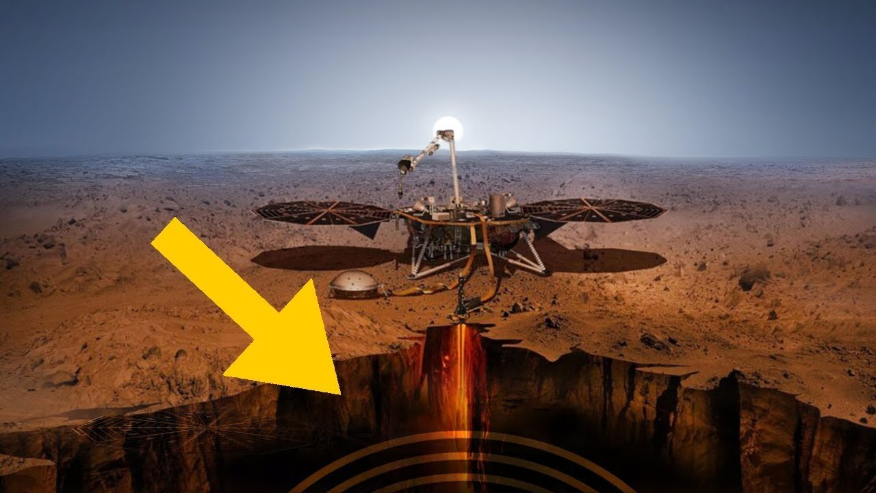NASA Believes There Could Be Extraterrestrial Life Hiding in Underground Caves on Mars!