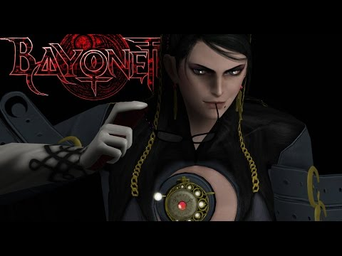 Bayonetta Funny & Sexy Moments [60fps PC]