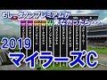 マイラーズカップ2019 競馬シミュレーション