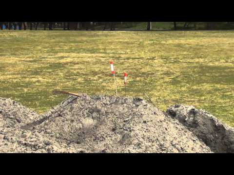 KN03 rocket test