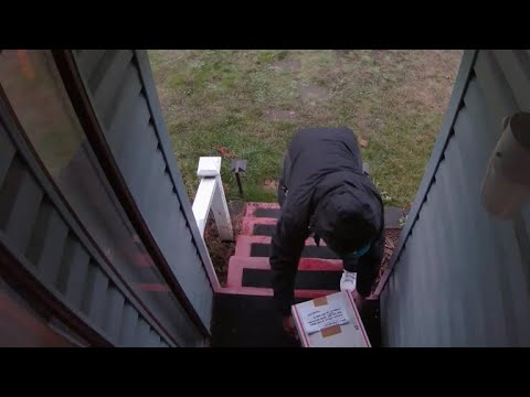 Web Girl - How to Protect Yourself Against Porch Pirates This Month