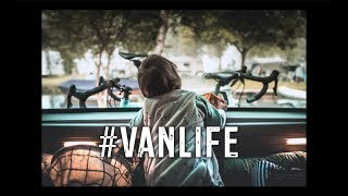 VANLIFE CAMPING WITH A BABY!! VW California T6