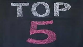 5 ТОП № 4 / Мои любимые уроки в школе...