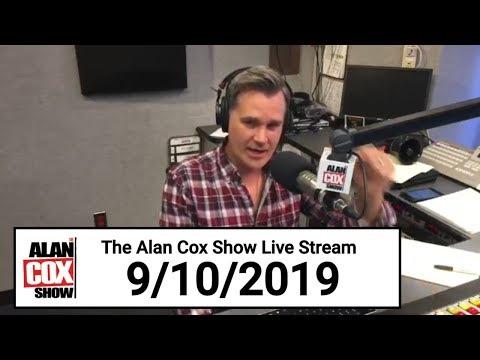 The Alan Cox Show - The Alan Cox Show Live Stream (9/10/2019)