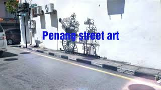 The Art Street at Penang George Town