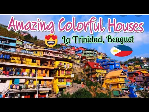 FROM EYESORE TO A TOURIST ATTRACTION | VALLEY OF COLORS IN BAGUIO TOUR | #baguiotouristspot