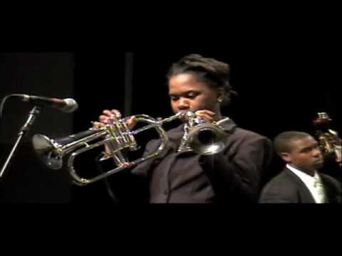 Creative Arts High School Jazz Band feat. Charlene...