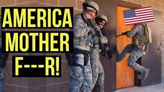 Milsim West: The Kazakh Revolution | America! Mother F---R! (Elite Force 4CRS) Part 1