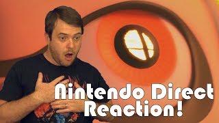 REACTION & Recap - Nintendo Direct March 2018