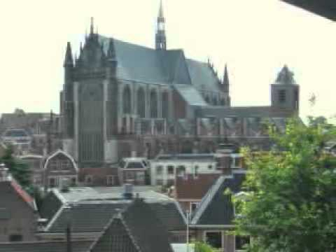 Sight Seeing in Leiden, South Holland