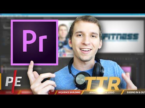 Animating Logos - Quick Tutorial (Adobe Premiere Pro CC 2017)