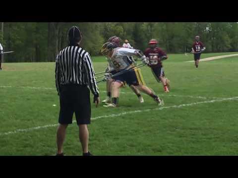 Junior Varsity Boy's Lacrosse, New Paltz vs. Pine Bush, May 9th, 2017