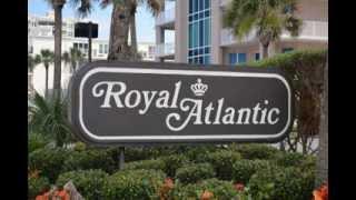 beach condos for sale royal atlantic video by leslie flood in daytona beach shores
