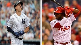 New York Yankees vs Philadelphia Phillies Highlights || June 27, 2018