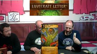 learning Lovecraft Letter
