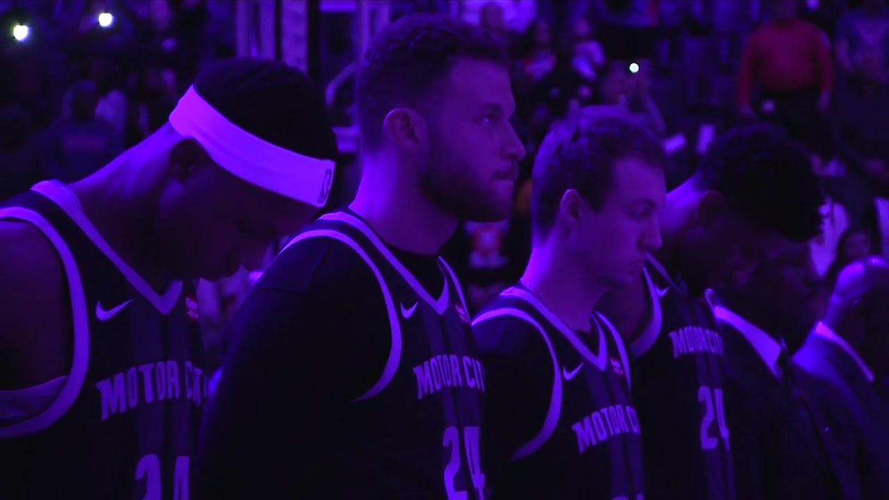 Pistons Players Wear Numbers 8 And 24 Before Game To Honor Kobe Bryant