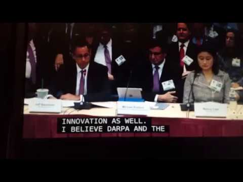 SEC on Blockchain, Distributed Ledger Technology and Implications for Securities Markets.