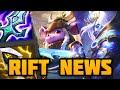 Rift News: Season 11 Simplified & New Cosmic Skins