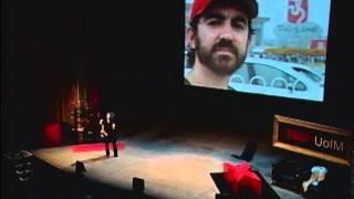 TEDxUofM - Donia Jarrar - Faces of the Egyptian Revolution