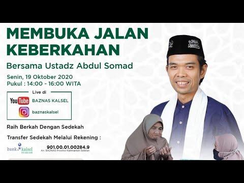 Download Ustadz Abdul Somad - 2020-10-19 Di Baznas Banjarmasin -  MP3 & MP4