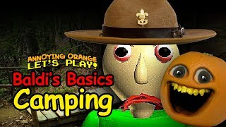 Download Video CAMPING WITH BALDI! (Annoying Orange Field Trip) MP3 3GP MP4