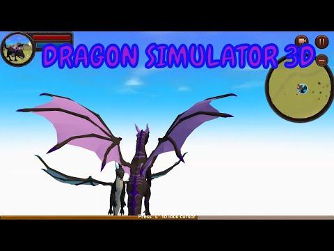 DRAGON SIMULATOR 3D/////SIMULATOR